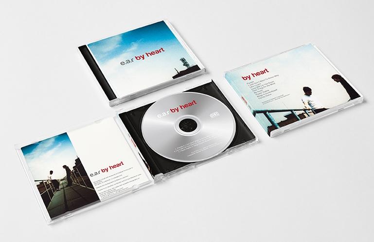 Ear Cd pochette d'album By Heart