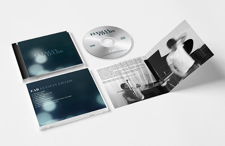 Ear Cd pochette d'album Elysian Fields