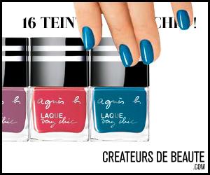Publicité HTML5 pour Créateurs de Beauté