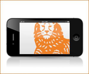 Publicité digitale HTML5 pour ING Direct