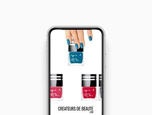 création graphique et motion design pour publicité digitale