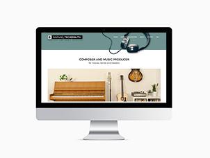 création du site internet www.tschernuth.com